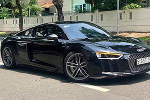 Siêu xe Audi R8 V10 'thách cưới' 8 tỷ đồng ở Sài Gòn
