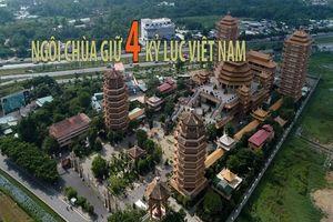 Ngôi chùa giữ bốn kỷ lục Việt Nam ở TP.HCM