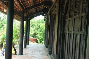 Bình yên nhà cổ họ Đào vùng Nhơn Trạch