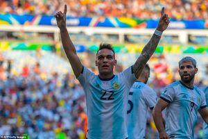 Tuyển Argentina gặp Brazil ở bán kết Copa America 2019