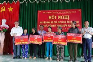 Chánh án TANDTC Nguyễn Hòa Bình: Lý Sơn phải giải ngay bài toán nước ngọt