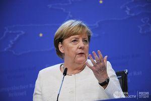 Thủ tướng Đức Merkel lên tiếng về những cơn run lẩy bẩy gần đây