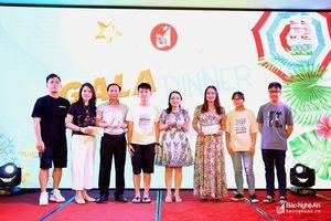Báo Nghệ An chung vui 'Ngày hội gia đình'