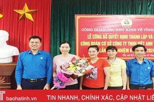 Nhiều hoạt động chào mừng 90 năm ngày thành lập Công đoàn Việt Nam
