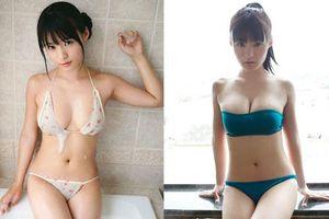 Vóc dáng nuột nà khiến cánh mày râu 'điên đảo' người mẫu nội y Nhật Bản