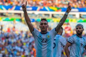 Brazil gọi và Argentina lập tức trả lời