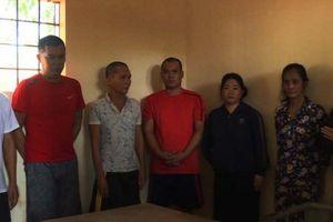 Triệt phá tụ điểm buôn bán ma túy ở Đắk Lắk