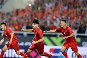 Đội tuyển Việt Nam đón tin cực vui trước thềm vòng loại World Cup 2022