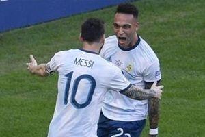 Argentina thắng nhàn Venezuela dù cho Messi mờ nhạt