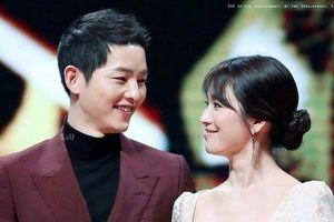 Song Joong Ki tự đệ đơn ly hôn không thông báo với Song Hye Kyo