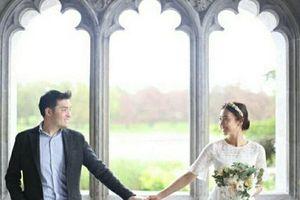 Á hậu Hong Kong Chu Thiên Tuyết thông báo kết hôn, tình yêu đẹp như câu chuyện cổ tích