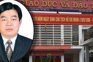 Giám đốc Sở GD&ĐT Sơn La 'cáo bệnh', chưa làm việc với đoàn kiểm tra Trung ương