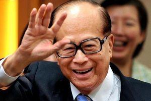 Hội bạn thân siêu giàu của tỷ phú Hong Kong sở hữu gần 30 tỷ USD