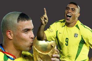 Kiểu tóc 'thằng bờm' và một thời để nhớ về Ronaldo của Brazil
