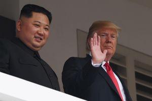 Đề xuất Trump - Kim gặp tại DMZ: Canh bạc cho cả Mỹ và Triều Tiên
