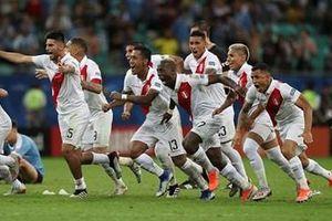 Peru đoạt tấm vé cuối cùng vào bán kết