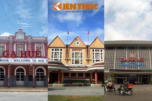 Khám phá thú vị nhà ga cổ nổi tiếng nhất Việt Nam