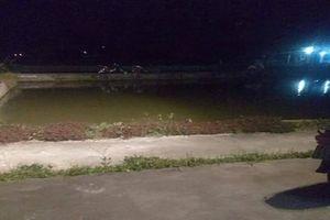 Nam Định: 3 cháu bé xuống ao chơi, đuối nước thương tâm