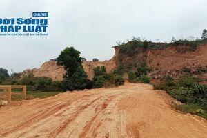Thanh Hóa (Kỳ 1): Lợi dụng dự án, doanh nghiệp tiêu thụ đất trái phép