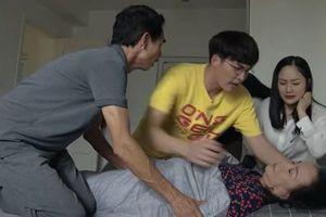 Phim Nàng dâu order tập 25: Mẹ Yến uống thuốc ngủ tự tử sau khi bị vỡ nợ
