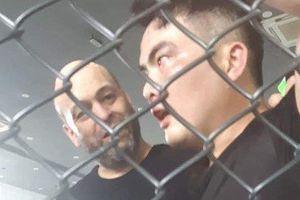 Cao thủ Vịnh Xuân Flores ngợi khen võ sỹ tán thủ sau cuộc giao đấu