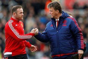 Rooney bất ngờ gạch tên Sir Alex Ferguson, nói 'van Gaal là HLV giỏi nhất'