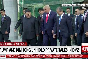 Ông Kim trở về Triều Tiên, khẳng định sẽ gặp ông Trump bất kỳ lúc nào