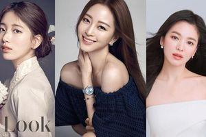 Đây là 10 gương mặt xinh đẹp nhất của Hàn Quốc dưới sự công nhận của các bác sĩ phẫu thuật thẩm mỹ!
