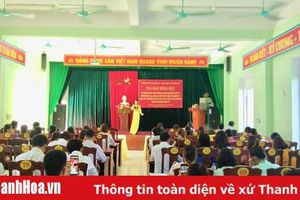 Đẩy mạnh công tác tuyên truyền vận động nhân dân cải tạo vườn tạp gắn với phát triển cây ăn quả theo hướng phát triển sản xuất hàng hóa trên địa bàn huyện Như Xuân