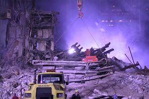 Những bức ảnh chưa từng công bố về 'vùng đất số không' sau vụ 11/9 ở Mỹ