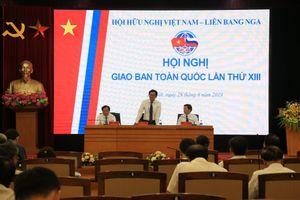 Đề xuất thành lập Hội Doanh nhân Việt - Nga