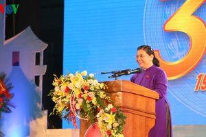 Quảng Trị đón Huân chương Độc lập hạng Nhất dịp 30 năm tái lập tỉnh