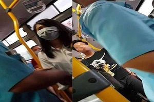 Phạt thanh niên thủ dâm trên xe buýt: Gượng gạo vì thiếu luật