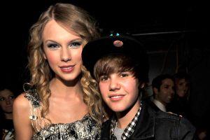 Taylor Swift tranh cãi tay đôi với Justin Bieber