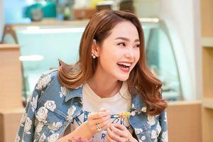 Minh Hằng: 'Nếu bạn trai hỏi cưới, tôi sẽ chạy ngay'