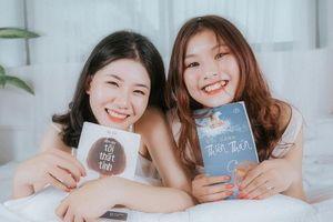Cặp bạn thân Bắc Giang gây chú ý vì cùng 'dậy thì thành công'