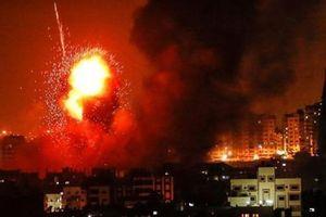 Israel tung đòn xuyên biên giới, S-300 Syria vẫn bất động