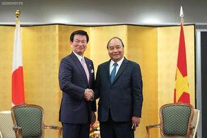 Thủ tướng đề nghị các địa phương Nhật Bản xúc tiến hợp tác với Việt Nam