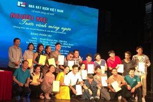 Nhà hát kịch Việt Nam khởi dựng vở 'Người mẹ trước vành móng ngựa'