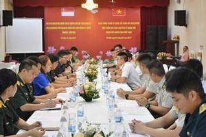 Tọa đàm sĩ quan trẻ Việt Nam - Singapore