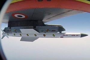 Ấn Độ đặt hàng tên lửa Astra cho tiêm kích Su-30MKI