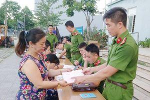Nỗ lực phục vụ nhân dân