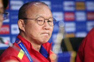 HLV Park Hang-seo chính thức lên tiếng về việc gia hạn hợp đồng với VFF