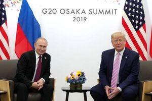 Moscow: Lần đầu tiên ông Trump thể hiện mong muốn đối thoại xây dựng với Nga