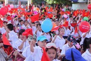 Phụ huynh Hà Nội cần lưu ý để nhập học thành công cho con vào lớp 1, lớp 6