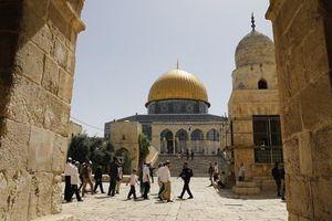 Cảnh sát Israel bắt giữ một bộ trưởng Palestine