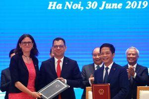 Báo chí quốc tế đồng loạt đưa tin Việt Nam - EU ký hiệp định thương mại tự do