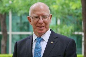 Tân Toàn quyền Australia David Hurley cam kết phụng sự đất nước