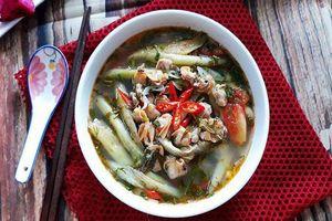 Tôi học được cách nấu món canh chua siêu hấp dẫn từ mẹ chồng, ai ăn thử cũng khen ngon!