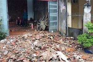 Mưa lớn gây thiệt hại tại Lào Cai